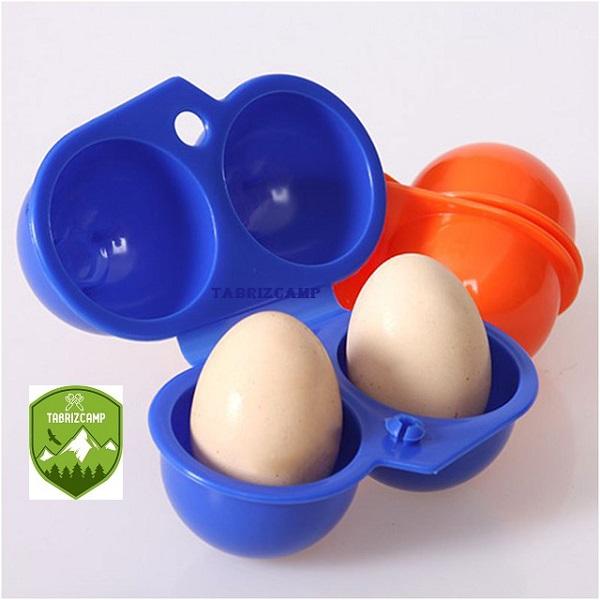 جا تخم مرغی 2 تای
