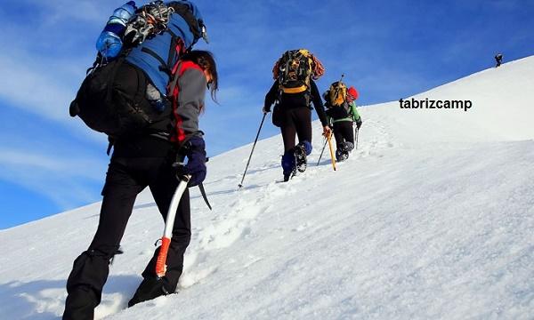 فوایده استفاده از باتوم کوهنوردی