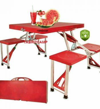 میز-صندلی-تاشو