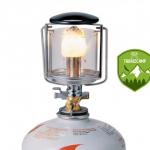عکس چراغ روشنای گازی