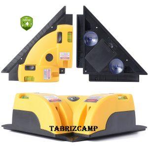 تراز-لیزری-برقکار-صنعتی