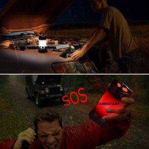 فروش انواع چراغ چادر و انواع چراغ قوه