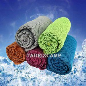 عرق گیر گردنی کوهنوردی ورزشی COOLING TOWEL