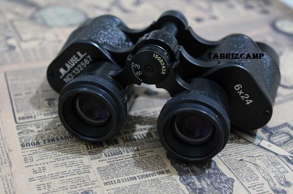دوربین شکاری موزر وسط کمک آلمانی Mauser ۶*۲۴