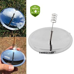 فندک خورشیدی کوهنوردی Solar Fire Starter