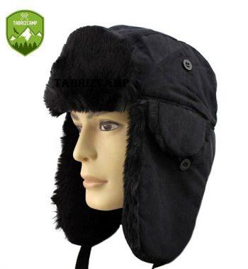 کلاه زمستانی گوش دار