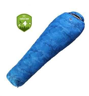 کیسه خواب 900 گرمی کمپ camp