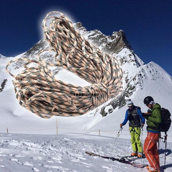طناب پاراکورد 30 متری