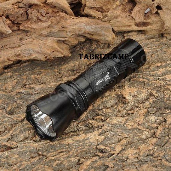 چراغ قوه حرفه ای Small Sun zy-115