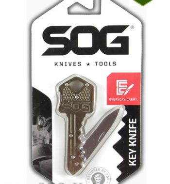چاقو کلیدی ضامن دار اورجینال سوگ knive Sog