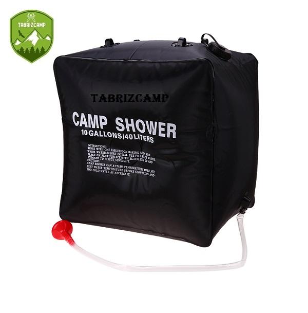 دوش صحرای 40 لیتری camp shower