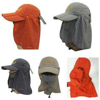 خرید کلاه سه تیکه تابستانی جک ولف اسکین