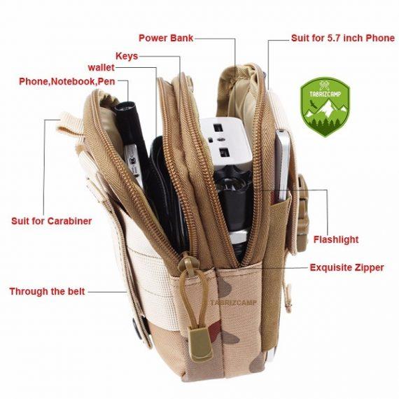 فروش کیف کمری کوهنوردی