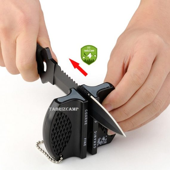چاقو تیز کن Mini knife sharpener Lmyh