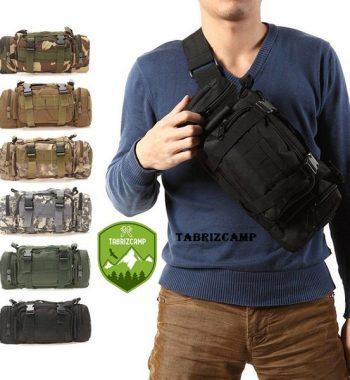 کیف کمری و دوشی تاکتیکال نظامی