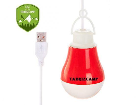 لامپ سیار USB مدل LED BULB