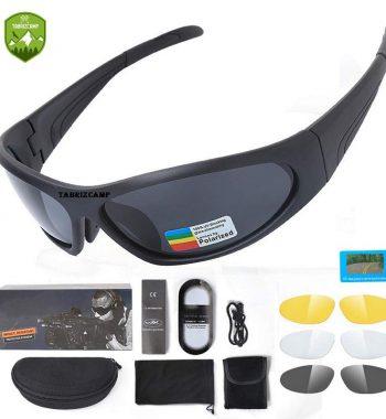 عینک تاکتیکال 511 مدل TAC59