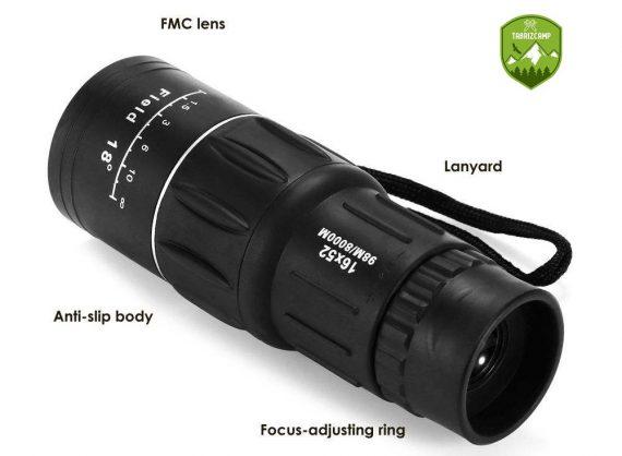 دوربین تک چشمی مدل tbfi18